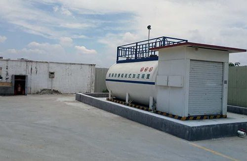 企业使用撬装加油站需的注意事项
